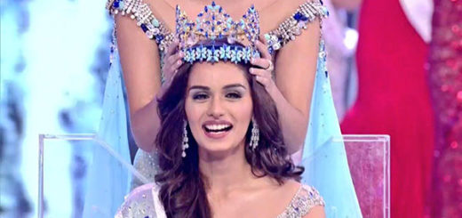 Miss India se corona Miss World 2017 | Foto: Twitter