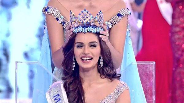 Miss India se corona Miss World 2017 | Foto: Twitter