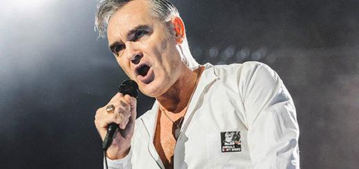 Cantante Británico Morrissey | Foto referencial