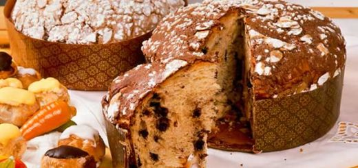 Panettone de chocolate | Foto referencial