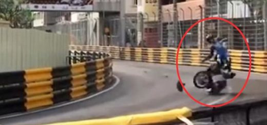 Daniel Hegarty (31) muere en accidente durante el Grand Prix Mónaco | Captura de video
