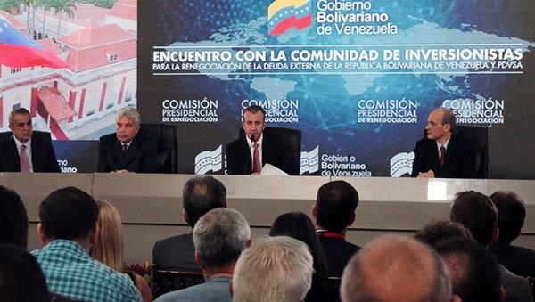 Venezuela entra en default parcial de su deuda | Foto: Cortesía