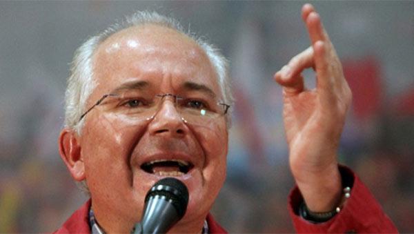 Rafael Ramírez. embajador de Venezuela ante la ONU | Foto: Cortesía