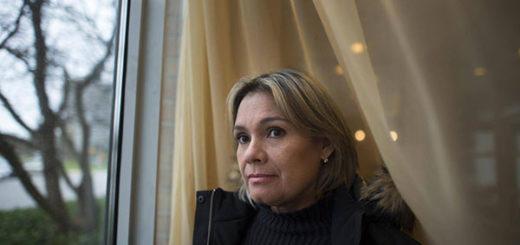 Ex juez venezolana tuvo que buscar refugio en Canadá | Foto: The Globe and Mail