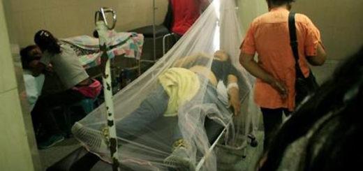 Pacientes en espera de tratamiento en el hospital Razzeti, Anzoátegui | Foto: El Tiempo