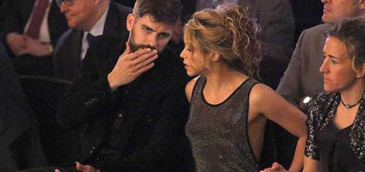 La fuerte discusión que protagonizaron Shakira y Piqué en un restaurante de Barcelona | Referencial