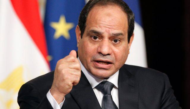 Abdelfatah Al Sisi, presidente de Egipto   Foto: Archivo