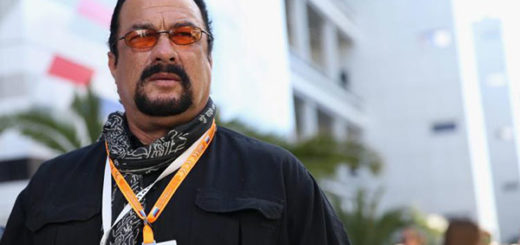 "Protagonista de ""The Good Wife"" acusa a Steven Seagal de acoso sexual 