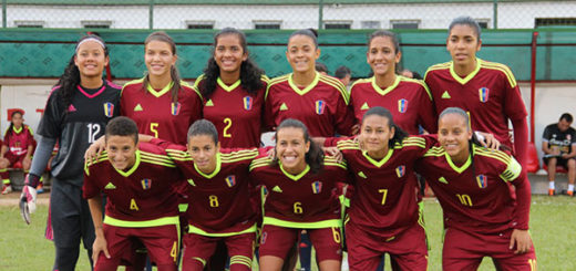 Selección Sub 20 femenina | Foto: Agencia