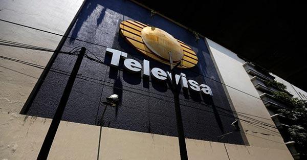 Sede de Televisa en México | Foto: EFE