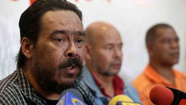 Coordinador de la Central Bolivariana Socialista de Trabajadores, Jacobo Torres | Foto: AVN