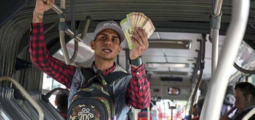 Venezolanos en otros países trabajan en oficios que menos esperaban | AFP