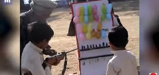 Videos familiares de Osama Bin- Laden | Foto: Captura del video