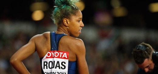 Yulimar Rojas, Atleta venezolana | Foto: Cortesía