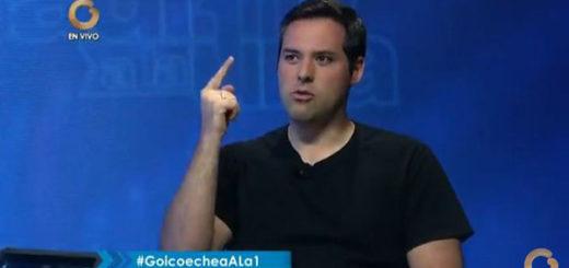 Yon Goicoechea, candidato a la alcaldía de El Hatillo | Captura de video