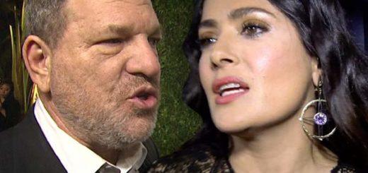 Harvey Weinstein niega acusaciones de Salma Hayek | TMZ