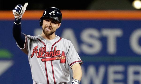 Ender Inciarte, beisbolista venezolano en las Grandes Ligas | Foto: Cortesía