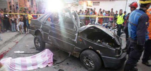 Accidente vehicular en Mérida |Foto cortesía