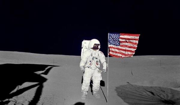 Estadounidenses lanzarán nueva misión a la luna |Foto referencial