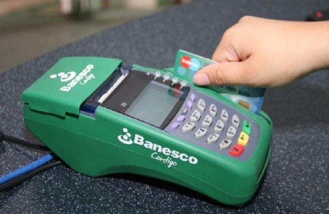 Punto de venta Banesco |Foto referencial