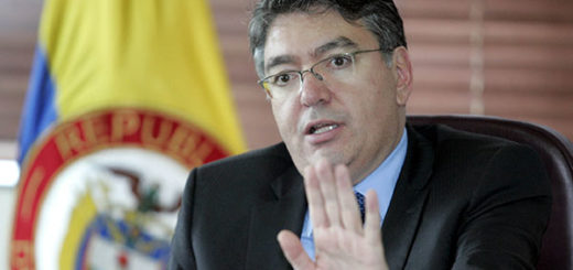 Mauricio Cárdenas, ministro de Hacienda de Colombia | Foto: Archivo
