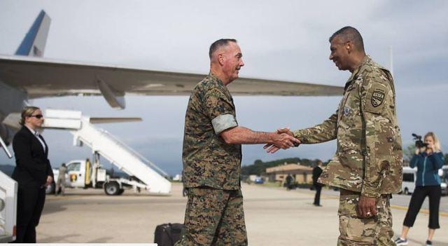 Militares de EEUU realizarán maniobras |Foto: EFE