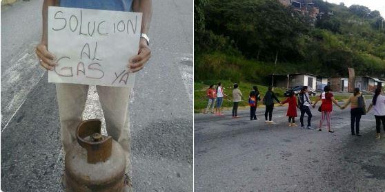 Protesta en Mérida |Foto cortesía