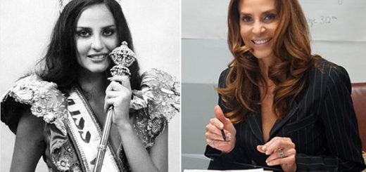Carmen María Montiel, la ex Miss Venezuela competirá por un puesto en el Congreso de EEUU | Composición