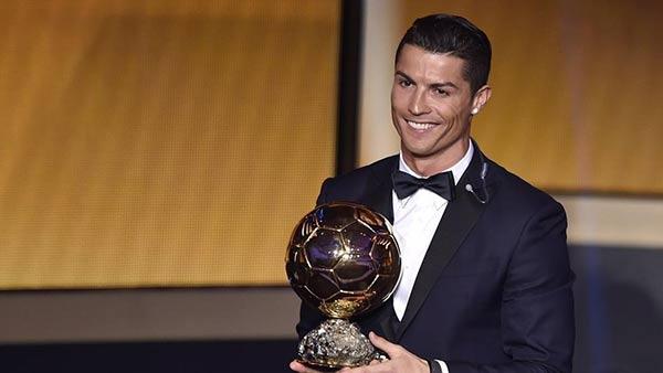 Cristiano Ronaldo se lleva el balón de oro 2017 |Foto: La Vanguardia