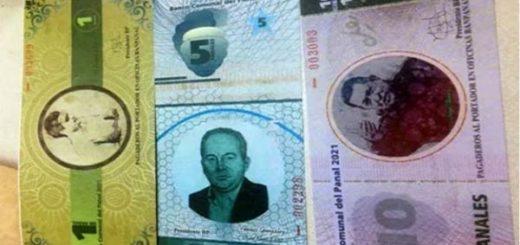 """La nueva moneda """"comunal"""" que entró en circulación en el oeste de Caracas (+fotos)"""