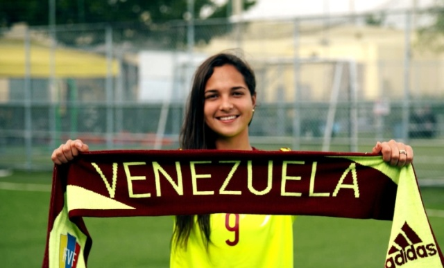 Deyna Castellanos |Foto: cortesía