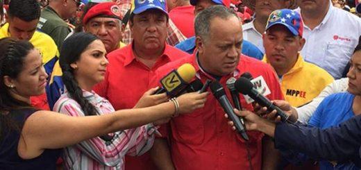 Diosdado Cabello, diputado de la Asamblea Nacional Constituyente |Foto cortesía