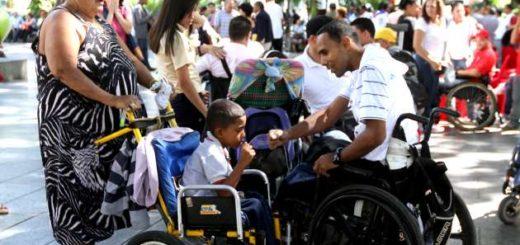 Personas con discapacidad |Foto cortesía