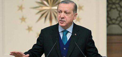 Presidente de Turquía, Recep Tayyip Erdogan|Foto cortesía