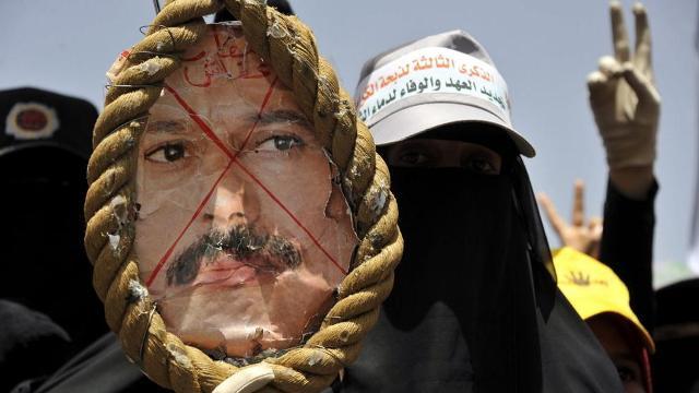Expresidente de Yemmen fue asesinado por hutíes |Foto referencial