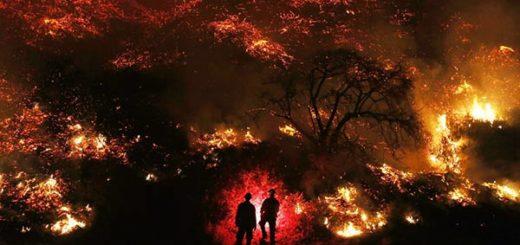 Incendio en California |Foto: Getty Images