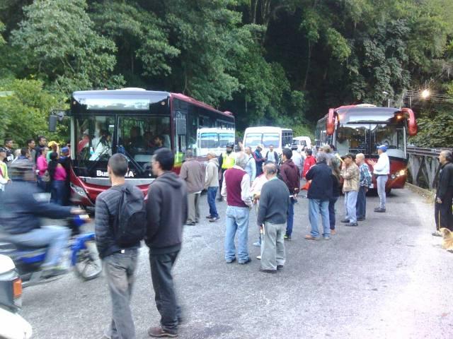 Protesta en Mérida |Foto: Twitter