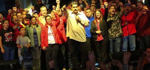 Oficialismo ganó casi todas las alcadías |Foto cortesía