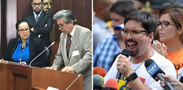 Padre de Freddy Guevara denunció la persecución contra su hijo |Composición. Notitotal