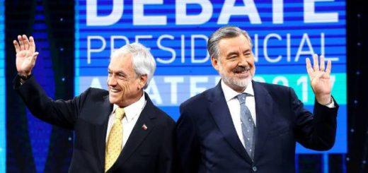 Piñera y Guiller van a segunda vuelta presidencial |Foto cortesía