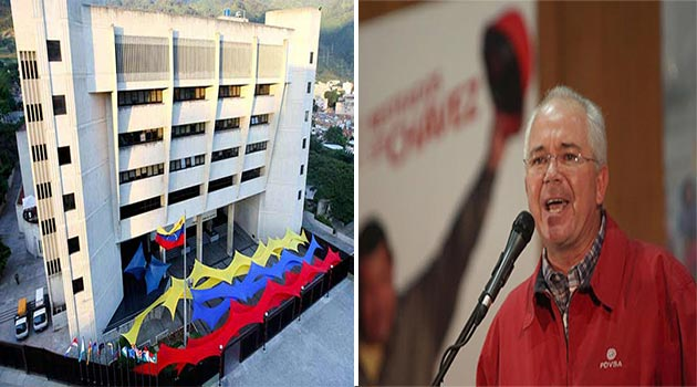 TSJ bloqueó al menos tres investigaciones contra Ramírez y Pdvsa en el último año | Foto: Composición Notitotal