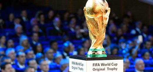 Sorteo del Mundial Rusia 2018 | Foto: AFP