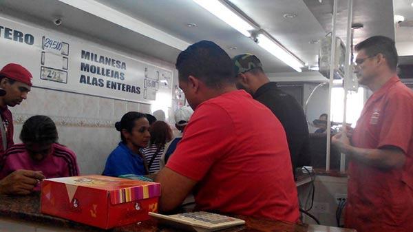 Jornada de fiscalización de la Sudde |Foto Twitter