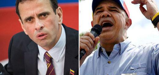 Henique Capriles / Chuo Torrealba   Composición