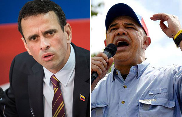 Henique Capriles / Chuo Torrealba | Composición