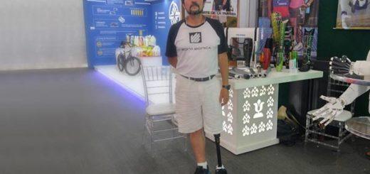 Yeslie 'Pepe' Aranda lleva años preparándose para este recorrido |Foto: RT