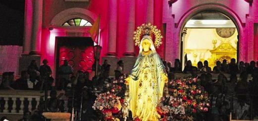 Virgen La Milagrosa |Foto. Panorama