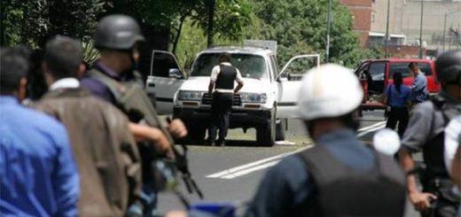 Grupo comando en falsa alcabala secuestró a familia entera en Terrazas del Ávila | Referencial