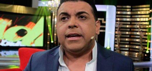 Andrés Hurtado, presentador peruano detenido en Venezuela