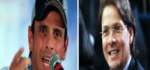 La advertencia que lanzó Capriles a Lorenzo Mendoza sobre candidatura presidencial | Foto: Composición Notitotal